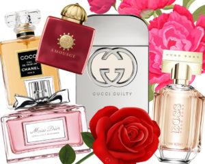 Cum aleg un parfum de dama?