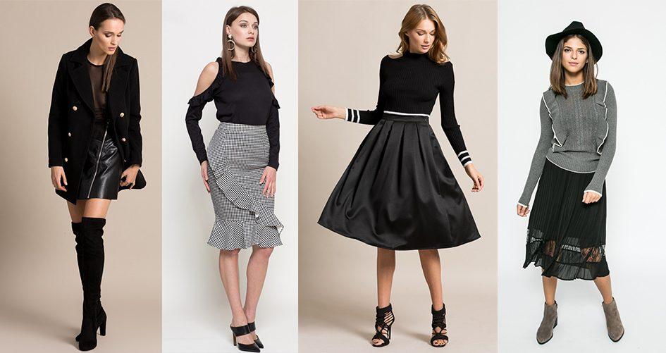Ce fuste toamna iarna sunt la moda?
