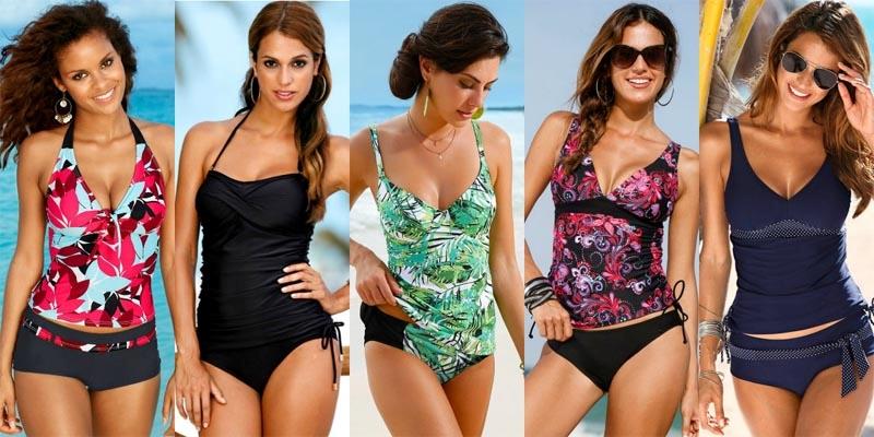 Care sunt costumele de baie ideale pentru femeile plinute?