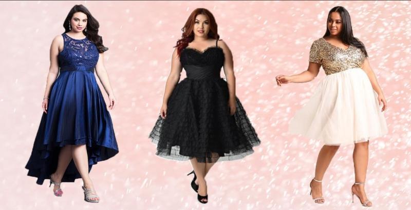 Ce trebuie sa stii cand cauti rochii pentru femei plinute?